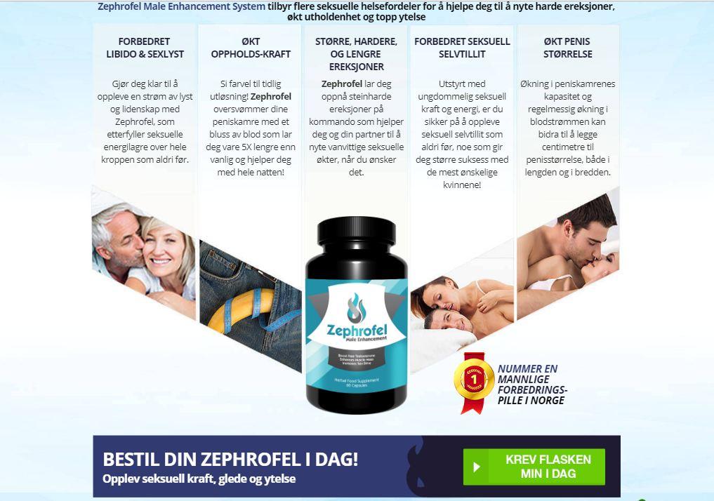 zephrofe norge